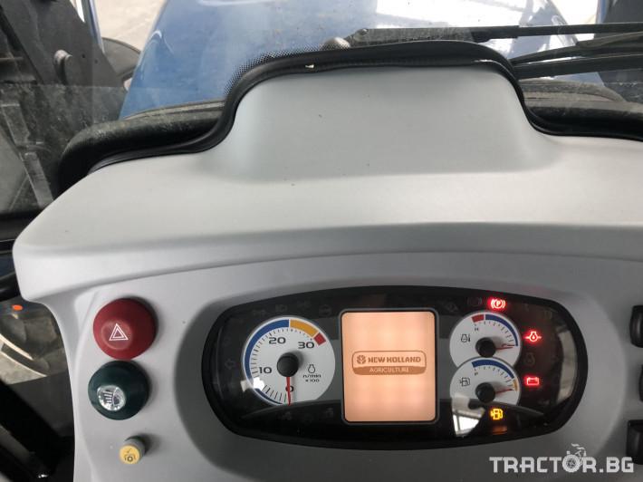 Трактори New-Holland TD5.85 2 - Трактор БГ