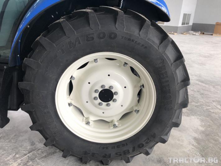Трактори New-Holland TD5.85 8 - Трактор БГ