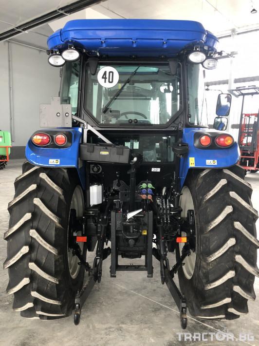 Трактори New-Holland TD5.85 10 - Трактор БГ