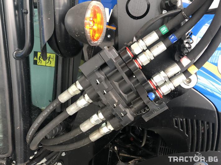 Трактори New-Holland TD5.85 15 - Трактор БГ