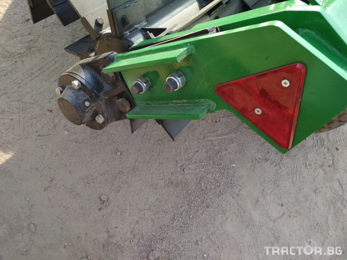 Мулчери Сечка TECHNOPOL PT-6 3 - Трактор БГ