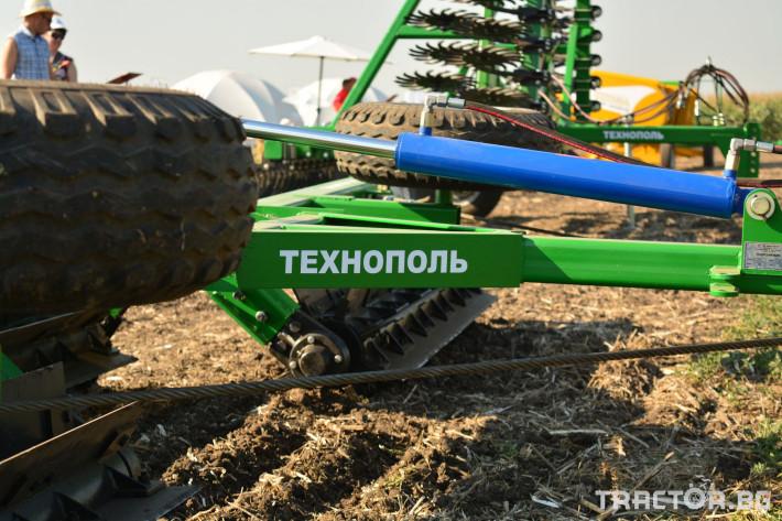 Мулчери Сечка TECHNOPOL PT-6 4 - Трактор БГ