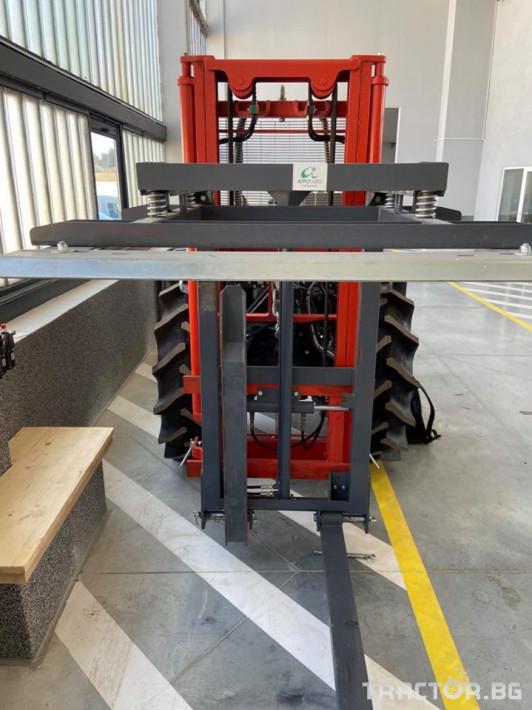 Машини за лозя / овошки Мотокарното устройство (Подемник) CORBINS 3 - Трактор БГ