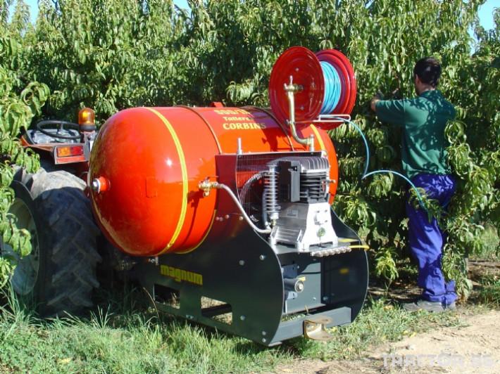 Машини за лозя / овошки Пневматични компресори CORBINS - Испания 2 - Трактор БГ