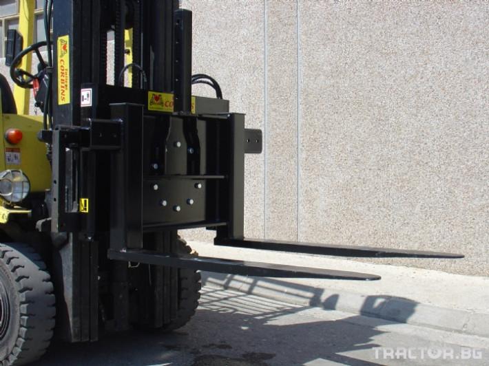 Машини за лозя / овошки Обръщач за подемник CORBINS 0 - Трактор БГ