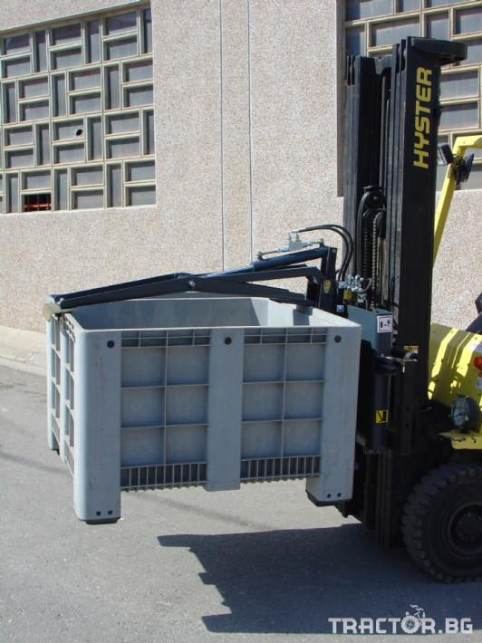 Машини за лозя / овошки Обръщач за подемник CORBINS 1 - Трактор БГ