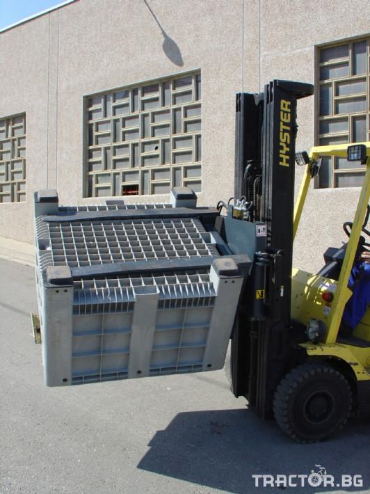 Машини за лозя / овошки Обръщач за подемник CORBINS 2 - Трактор БГ