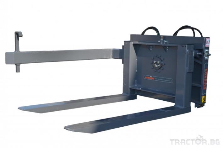 Машини за лозя / овошки Обръщач за подемник CORBINS 3 - Трактор БГ