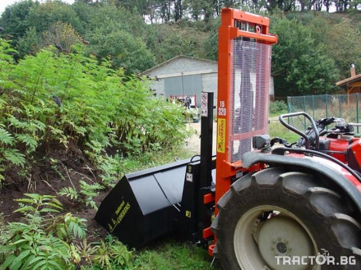 Машини за лозя / овошки Кофа за подемник. CORBINS 0 - Трактор БГ