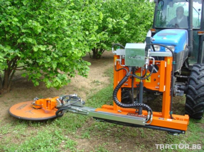 Машини за лозя / овошки Косачки CORBINS 0 - Трактор БГ