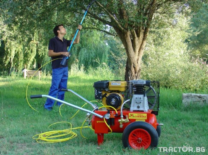 Машини за лозя / овошки Мобилни Пневматични компресори CORBINS - Испания 0 - Трактор БГ
