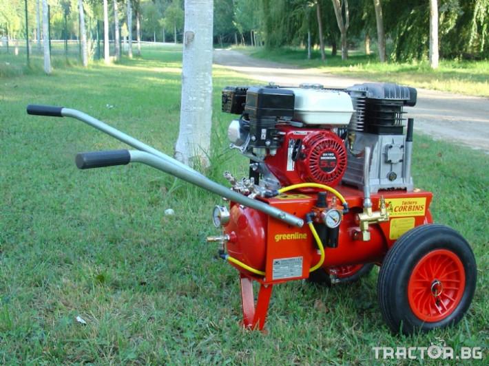 Машини за лозя / овошки Мобилни Пневматични компресори CORBINS - Испания 2 - Трактор БГ