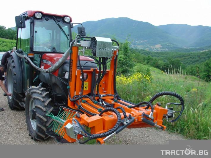 Машини за лозя / овошки Машина за обработка на Лозови насаждения CORBINS 2 - Трактор БГ