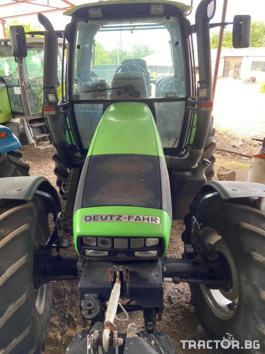 Трактори Deutz-Fahr Трактор Agrotron 150 1 - Трактор БГ