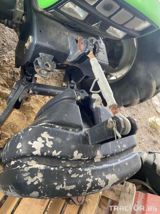 Трактори Deutz-Fahr Трактор Agrotron 150 2 - Трактор БГ