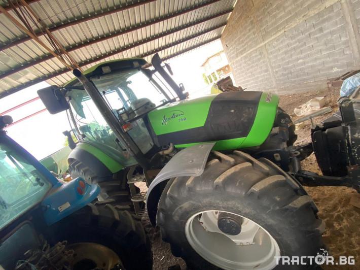 Трактори Deutz-Fahr Трактор Agrotron 150 3 - Трактор БГ