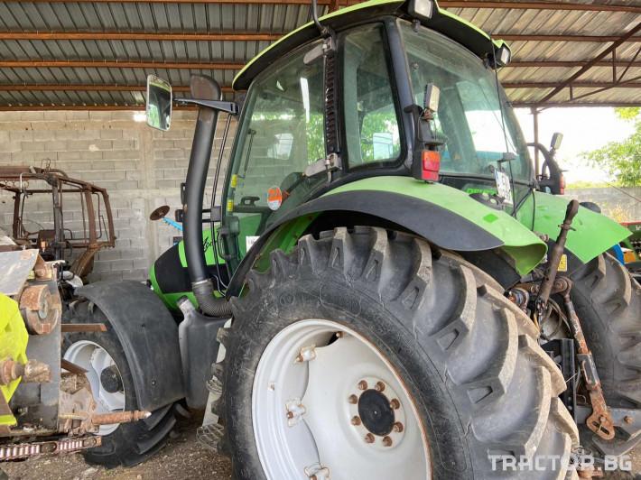 Трактори Deutz-Fahr Трактор Agrotron 150 10 - Трактор БГ