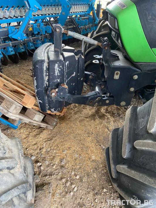 Трактори Deutz-Fahr Трактор Agrotron 150 11 - Трактор БГ