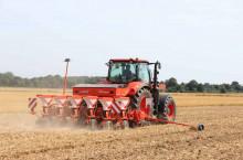 Kubota Пролетна сеялка PP1450V  с навигационен пакет за прецизно земеделие