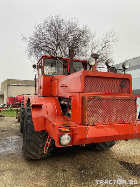 Трактори Кировец К-701М 3 - Трактор БГ
