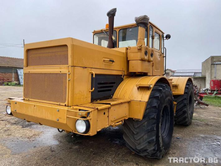 Трактори Кировец К-701М 18 - Трактор БГ