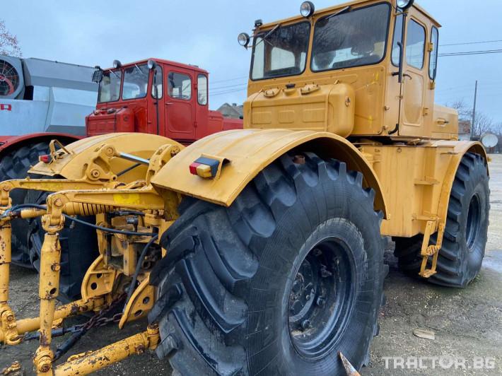 Трактори Кировец К-701М 20 - Трактор БГ