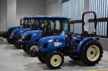 LS Всички модели трактори LS